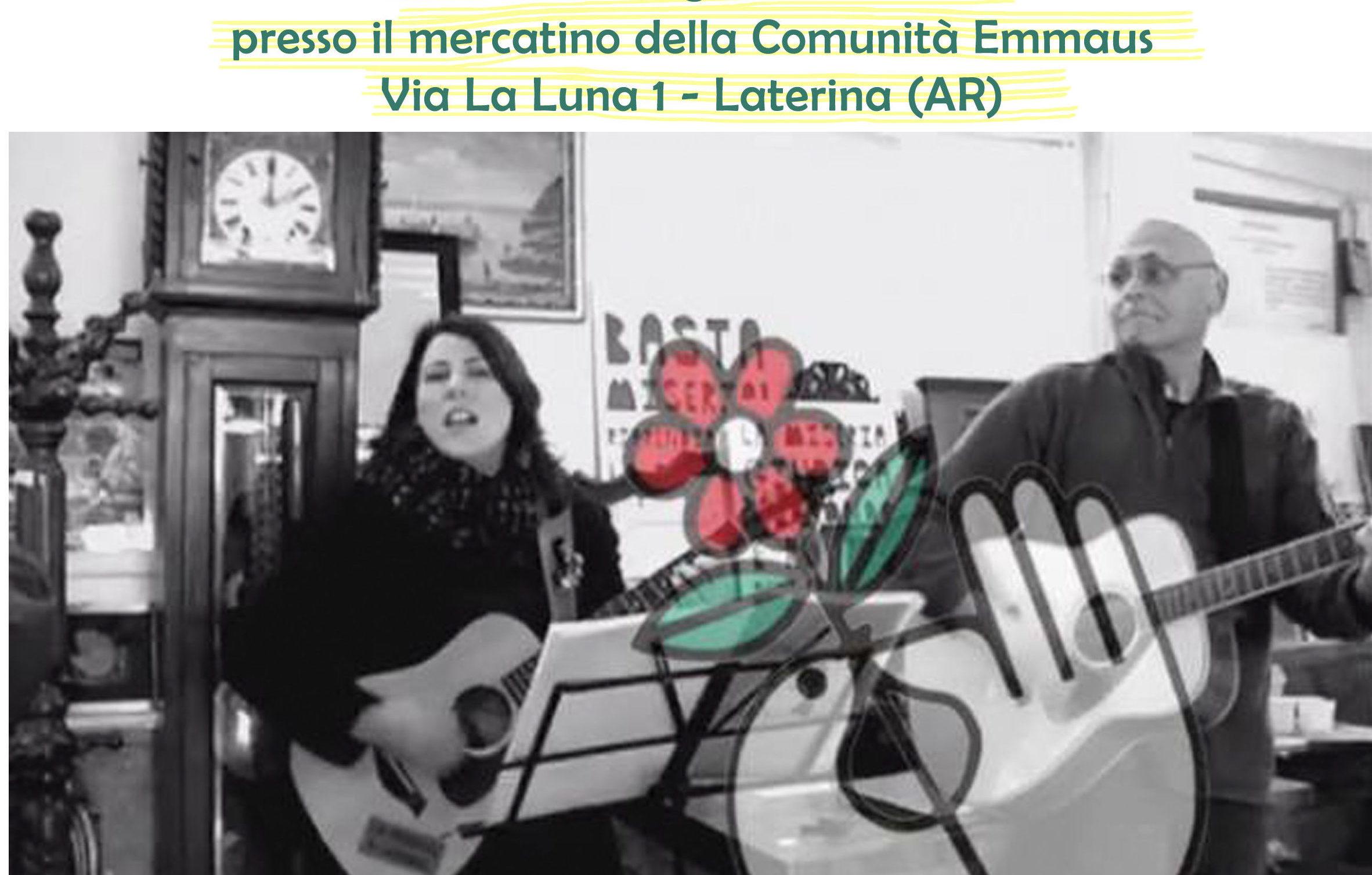 Giovedì 25 agosto Piergiorgio Faraglia & Alessandra Parisi in concerto